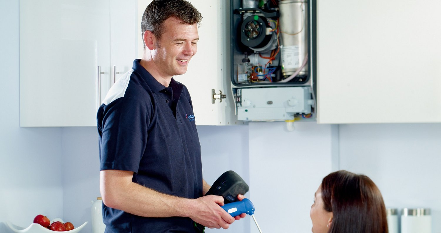 The key differences between a gas safety check and a maintenance service